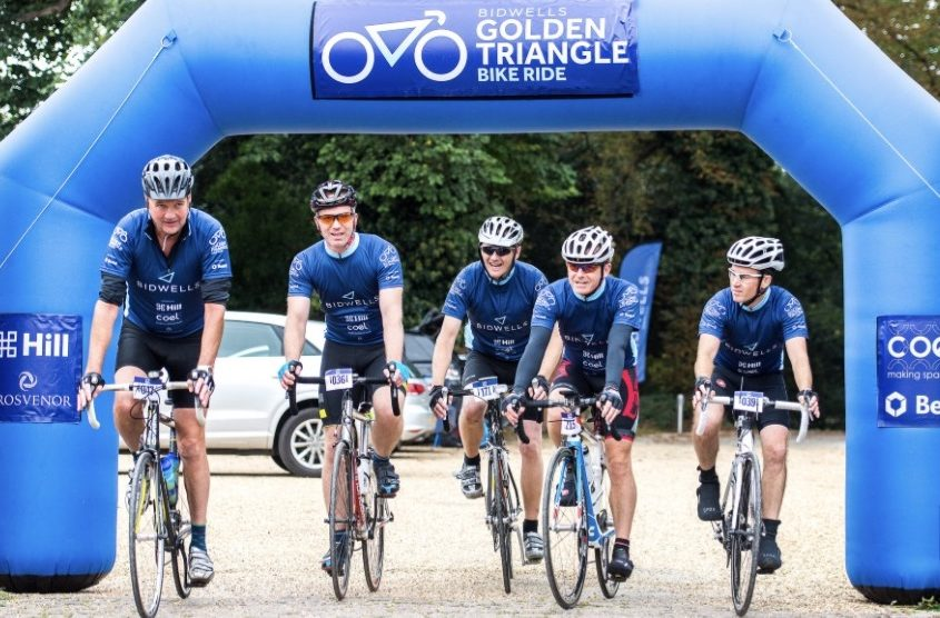 Coel Blog Oxford To Cambridge Cycle Challenge
