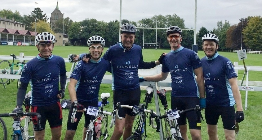 Oxford to Cambridge Cycle Challenge