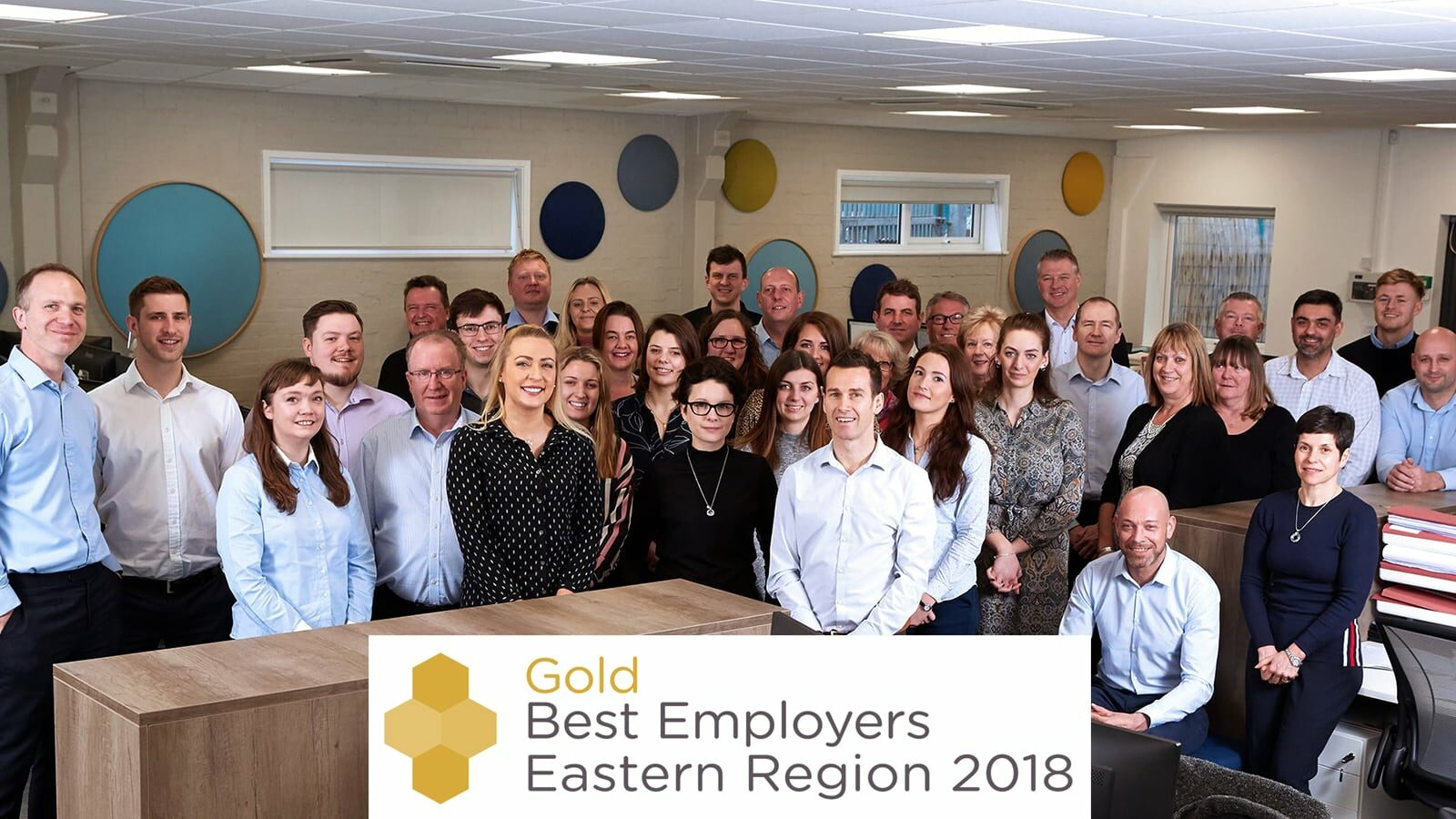 COEL Wins Best Employer Award
