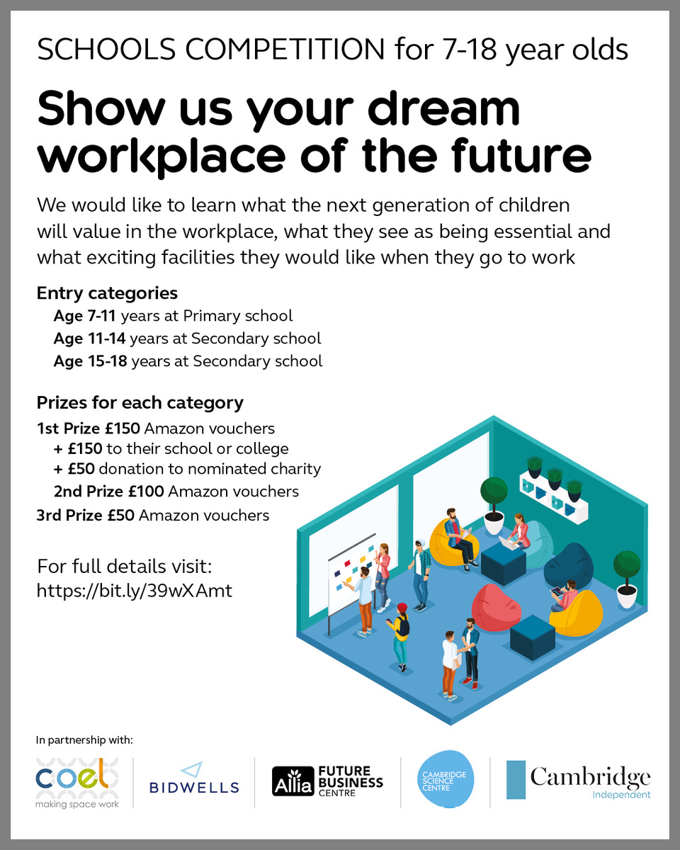 Design the future workplace competition