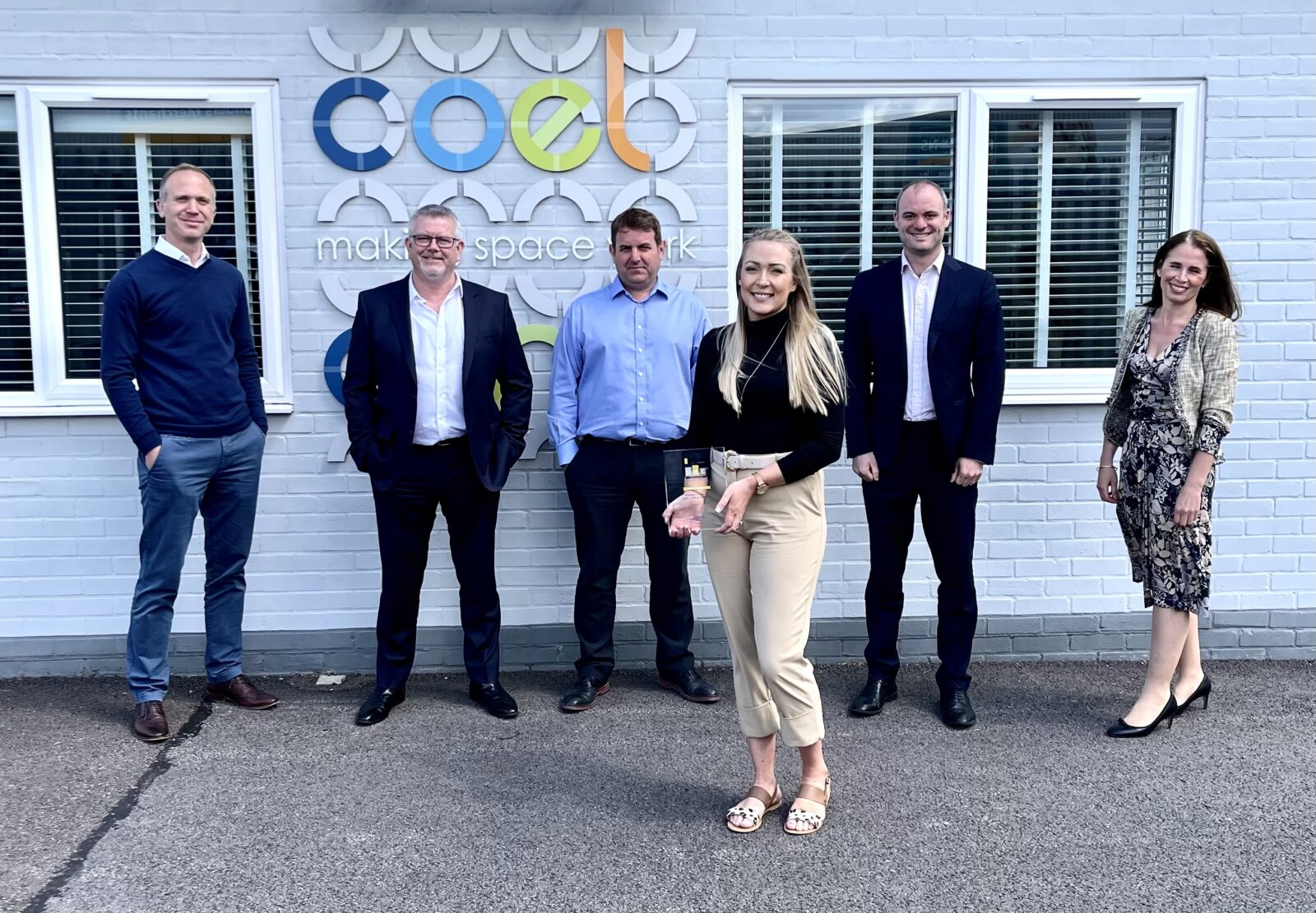 COEL wins Business of the Year